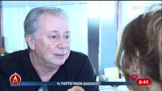 Lele Mora: intervista dopo l'assoluzione di Berlusconi 21/07/2014