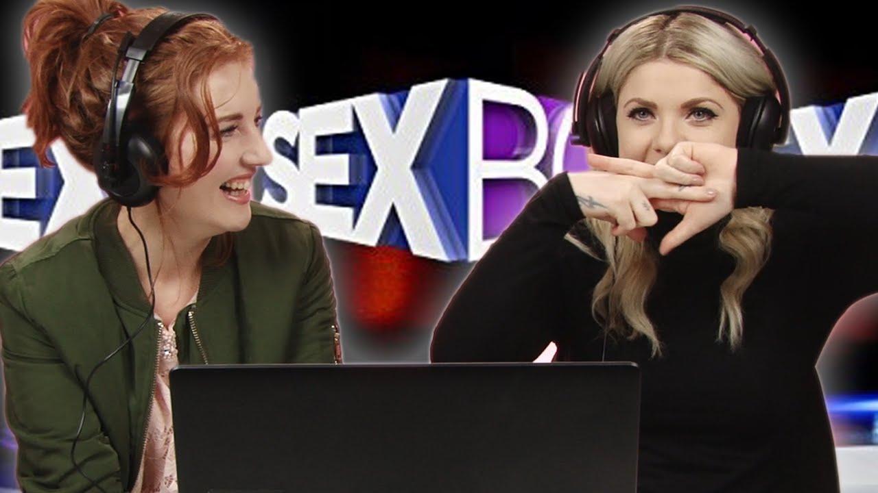 Смотреть sex box видео