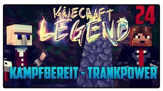 MINECRAFT LEGEND #24 | Kampfbereit! Die Jagd beginnt! | Vicevice