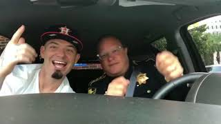 Constable Alan Rosen & Paul Wall Team Up for Law Enforcement Lip Sync Challenge
