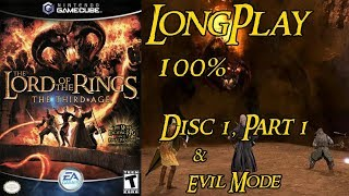 The Lord of the Rings: The Third Age - Longplay 100% (Disc 1, Part 1) Walkthrough (No Commentary)