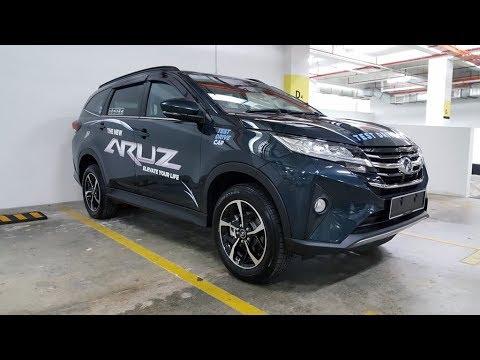 2019 Perodua Aruz