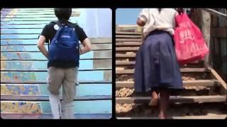 Kisah Menyentuh: Kehidupan Si Kaya dan Si Miskin (Life of poor and rich people) [Sempatkan Nonton]