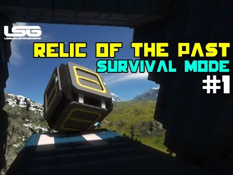 Space Engineers - Relic From The Past SE5 - EP1