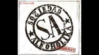 SOZIEDAD ALKOHOLIKA-Sesión#2 (Álbum completo) [2009]