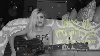 Скачать Mrs All American Cover By Lauren Bonnell 5 Seconds Of Summer Repost