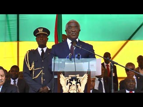 Acto Central de Comemoração do 39º Aniversario da Independência de São Tomé e Príncipe