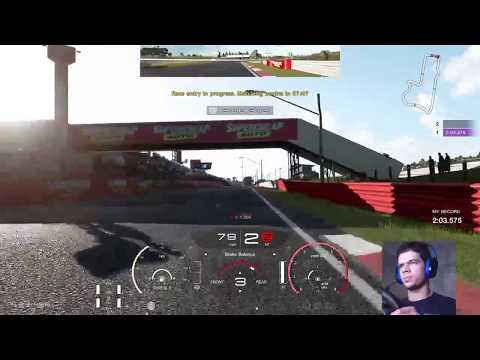 Gran Turismo Sport - FIA Test Season 10 Round 2 Manufacturer & Nations Cup - Open Lobbies 1/15/18