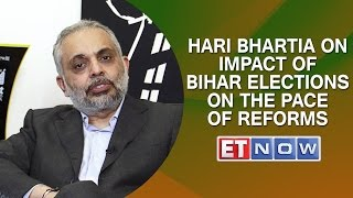 Jubilant Bhartia Group's Hari Bhartia On Impact Of Bihar Elections On The Pace Of Reforms