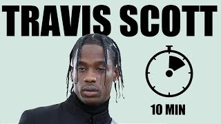 MAKING A BEAT FOR TRAVIS SCOTT IN 10 MINUTES