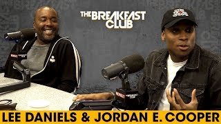 Lee Daniels & Jordan E. Cooper Talk 'Ain't No Mo', Jussie Smollett & The Future Of 'Empire'
