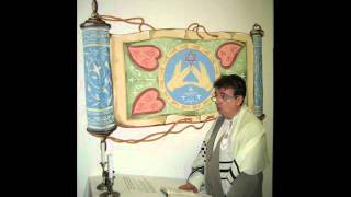Kiddush קידוש Hebrew Prayer for Shabbes sung by the German Cantor Frank Mylius