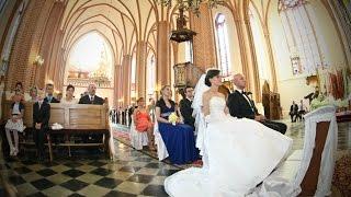Ślub Sylwii i Marcina  kazanie.