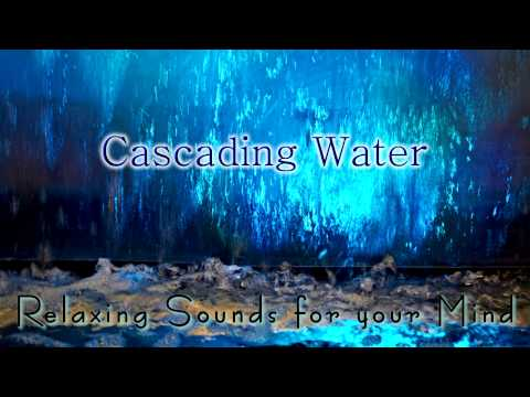 🎧 GENTLE RUNNING WATER... Sounds for Relaxing, Meditation & Sleep