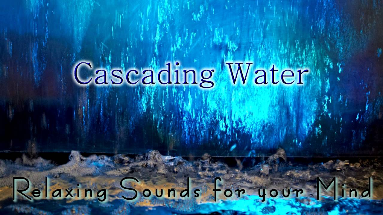 🎧 GENTLE RUNNING WATER    Sounds for Relaxing, Meditation & Sleep