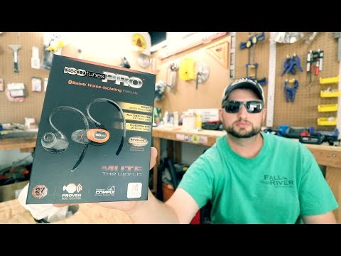 ISOtunes Discount Code Pro Headphones Review Ear Protection