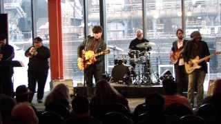 Jesse Dee Plays The Blast Furnace Blues Festival