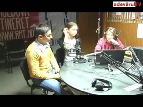 Fierbinte show... Discutăm despre Forului European de Tineret la Radio Moldova Tineret