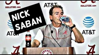 Nick Saban comments on fall camp scrimmage, Ale Kaho, quarterback situation, and more
