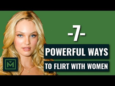 Psychologically PROVEN Flirting Technique - 7 Ways to Flirt that Work with ANY Girl