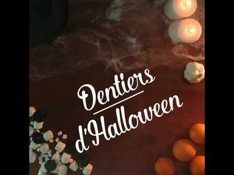 Dentiers Dhalloween Mes Recettes Eleclerc Drive Youtube
