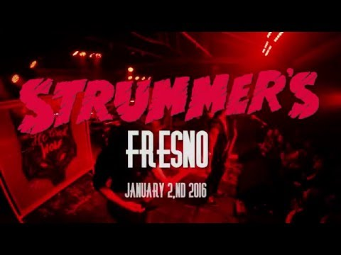 he.cried.wolf - Call To Arms LIVE @ Strummers Fresno