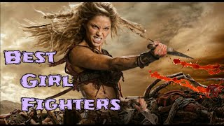 Best Girl Fighters [Movies and T.V]