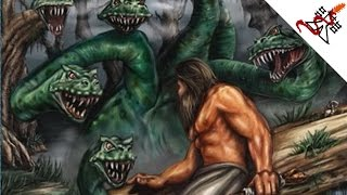 Zeus and Poseidon HD - The Hydra | Hercules Labors ADVENTURE [OLYMPIAN Difficulty]