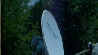 east to west fta 80 cm dish move motorized system