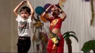 Ye Go Ye, Ye Maina marathi song performance on Annual Day 2014
