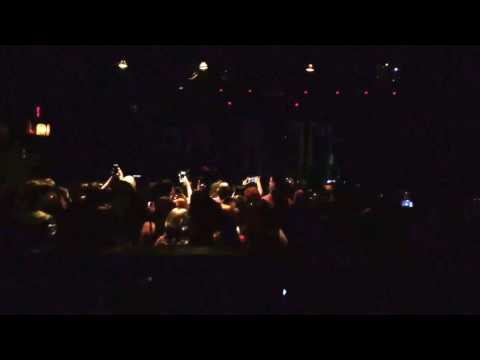 Andy black at 89 North Music Venue Long Island New York