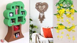 3 Creative Ways to Decor Your House !!! DIY ROOM DECOR !!!