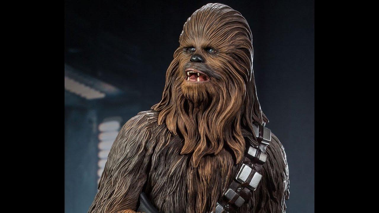 Sideshow Star Wars Chewbacca Exclusive Premium Format - YouTube