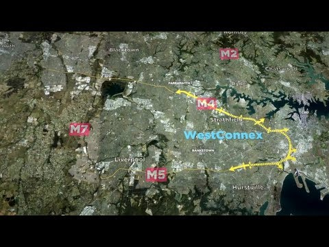 Biggest transport project in Australia to begin