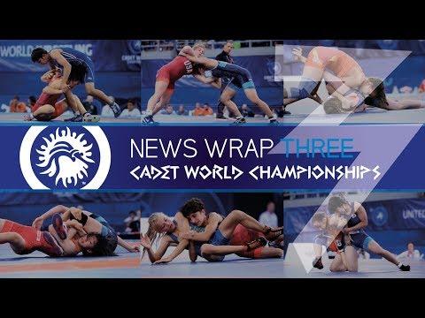 NEWS WRAP 3 - Women's Wrestling