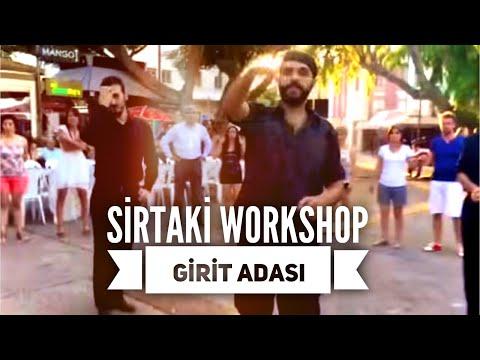 HSM Sirtaki Wokshop (GİRİT-Temmuz-2015)