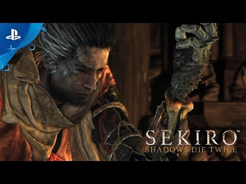 Sekiro: Shadows Die Twice | E3 2018 Reveal Trailer | PS4