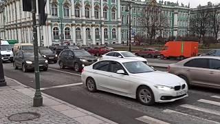 Смотреть видео Санкт-Петербург Эрмитажа музей онлайн