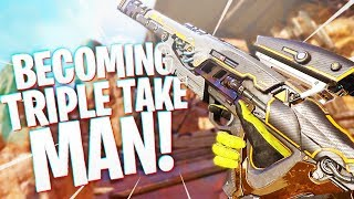 Becoming... Triple Take Man - PS4 Apex Legends