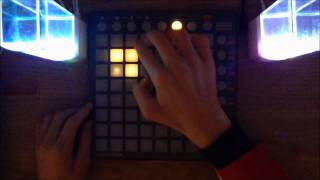 Coldplay - Paradise (Dubstep Remix) Launchpad Cover By Toxim