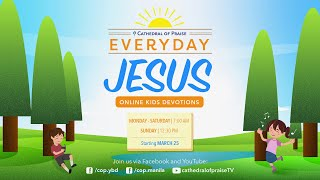 Everyday Jesus - WED, July 22, 2020