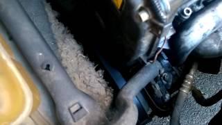 Свистит Fiat brava 2000 при холостых оборотах