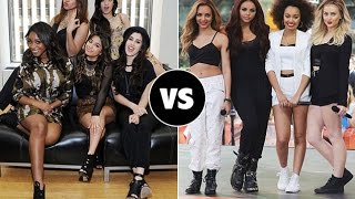 Fifth Harmony Vs. Little Mix // Vocal Battle