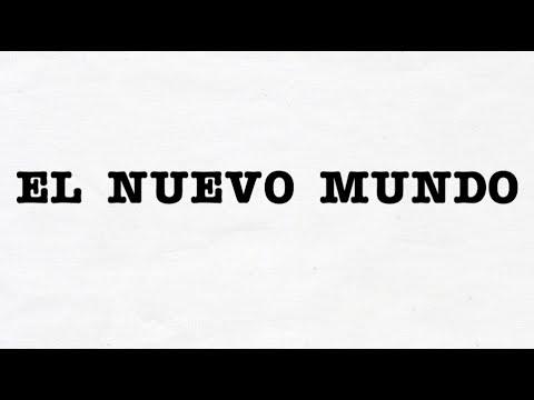 EL NUEVO MUNDO. Flauta y guitarra