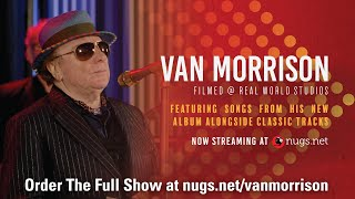 Van Morrison LIVE First Song Preview