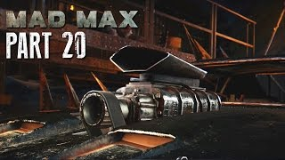Mad Max Walkthrough Part 20 - V8 POWER - Mad Max 60fps Gameplay