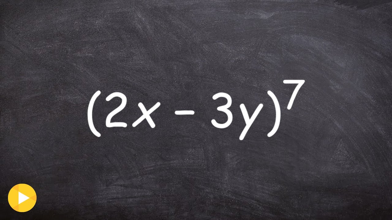 Learn how to find the fifth term of a binomial expansion using pascals triangle