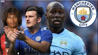 Mangala Set To Leave Man City As Ake & Maguire Linked Again | Man City Transfer Update