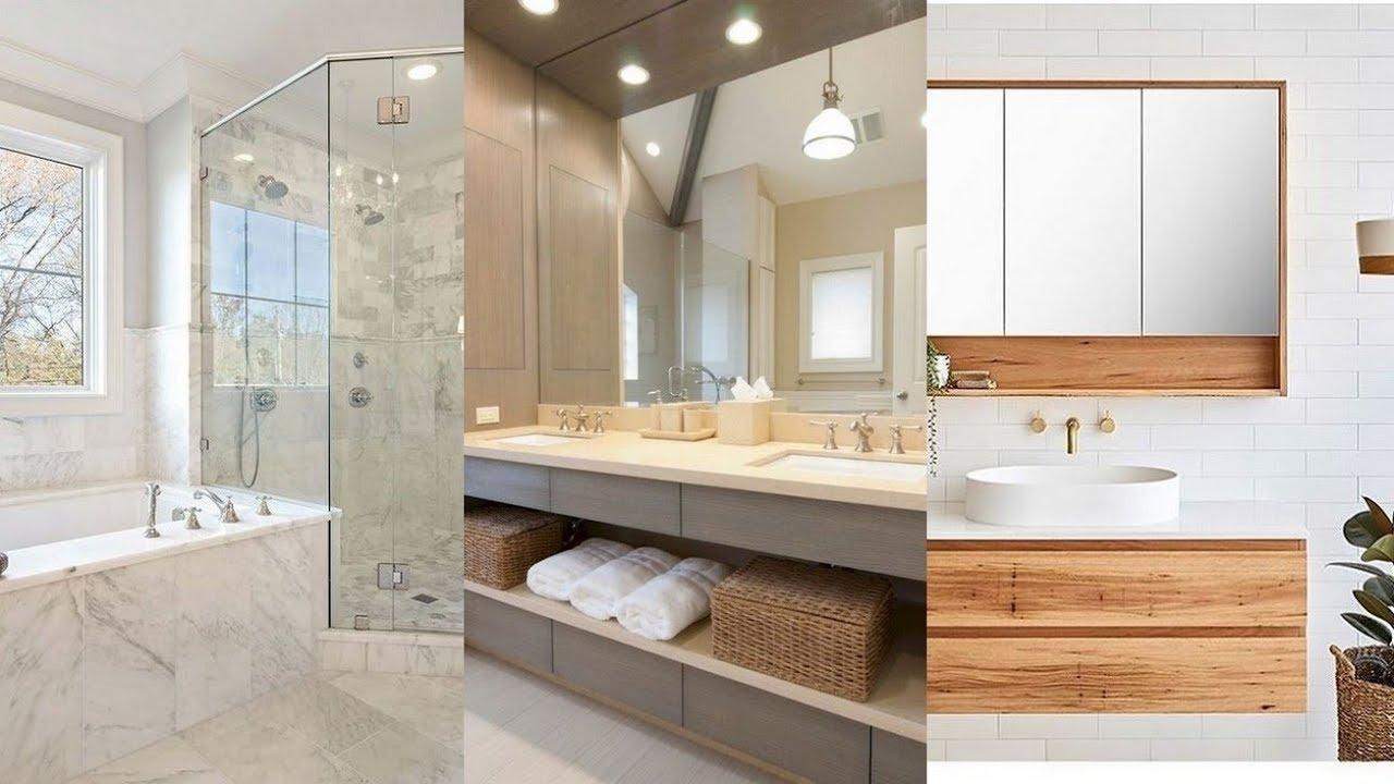 Elegant Small Master Bathroom Remodel Ideas - YouTube