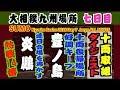 大相撲九州場所【七日目】十両取組ダイジェスト 2018.11.17